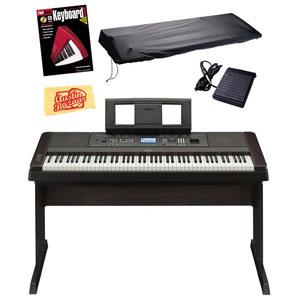 Yamaha DGX660 Pianos