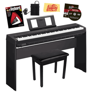 Yamaha P45 Digital Piano Bundles